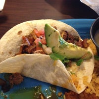 Photo taken at Cilantro's Mexican Bar & Grill by Morgan M. on 4/22/2012