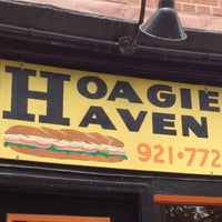Photo taken at Hoagie Haven by Marilyn R. on 6/22/2012