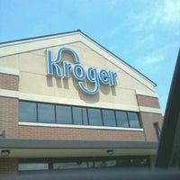Photo taken at Kroger by Joey J. on 7/23/2012