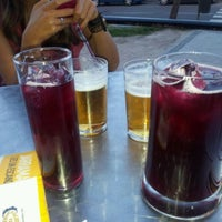 Photo taken at 100 Montaditos by Andrea C. on 5/9/2012