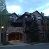Photo taken at The Hotel Telluride by Amanda A. on 5/17/2012