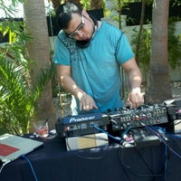 Photo taken at Naked Pool at the Artisan by Gregorio M. on 4/29/2012