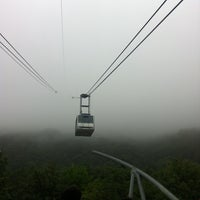 Photo taken at Sorak Cable Car by InBum S. on 8/27/2012