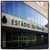 Photo taken at Estádio do Dragão by Davi C. on 5/14/2012