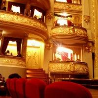 Photo taken at Teatro Municipal de Lima by Alex N. on 6/23/2012