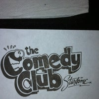 Photo taken at Comedy Club Stardome by Tracy G. on 8/1/2012