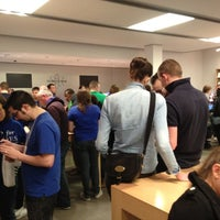 Photo taken at Apple Bluewater by Adam M. on 4/28/2012