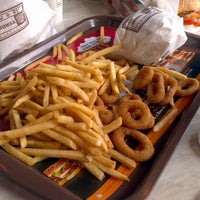 Photo taken at Burger King by Fadzlina F. on 5/30/2012