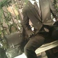 Photo taken at John Varvatos SoHo by Hello Couture on 4/8/2012