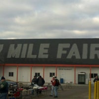 Photo taken at 7 Mile Fair by Bob M. on 2/5/2012