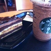Photo taken at Starbucks by Jasmine L. on 4/23/2012