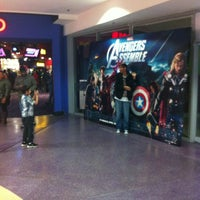 Photo taken at Cineworld by Kabelo on 4/28/2012