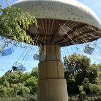 Photo taken at Mushroom Swing by ysh g. on 4/19/2012