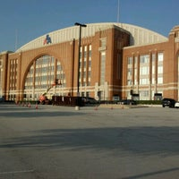 Photo taken at American Airlines Center by Steve A. on 2/19/2012