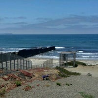 Photo taken at Border Field State Park by Ashraf on 7/2/2012
