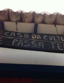 Casa Da Cultura de Passa Tempo - Museu Histórico