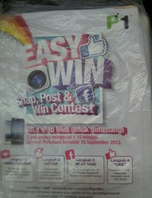 Pro I Marketing (P1 Kiosk)