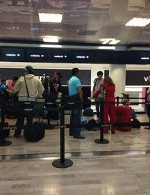 Aeropuerto Internacional de la Ciudad de México (MEX)