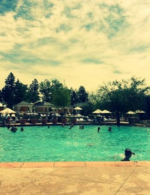 Pool at The Broadmoor Resort