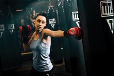TITLE Boxing Club Liberty
