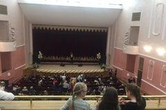 Театральный зал ДК Тракторного завода - Конференц-зал