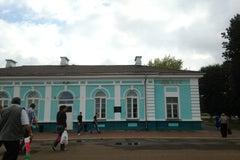 Шклов - Железнодорожная Станция