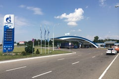 Газпромнефть АЗС №36 - АЗС