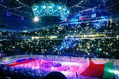 Минск-Арена - Спортивно-развлекательный комплекс