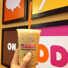 Photo taken at Dunkin' Donuts by Andrew W. on 7/17/2012