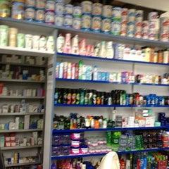 Photo taken at Farmacia Union by Ninfa P. on 5/15/2012