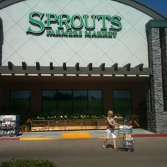 Photo taken at Sprouts Farmers Market by Jaime P. on 5/28/2012
