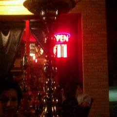 Photo taken at House Of Hookah by Stephen S. on 5/5/2012