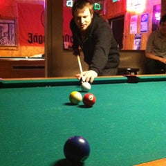 Photo taken at Alley Cat Lounge by Brooke H. on 4/6/2012