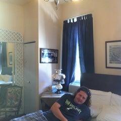 Photo taken at The Queen Anne Bed & Breakfast by Jen H. on 5/30/2012