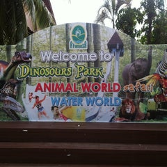 Photo taken at A'Famosa Water World by Collin J. on 3/29/2012
