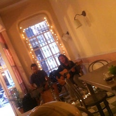 Photo taken at Cafè Camèlia by Be Sa Vi on 7/21/2012