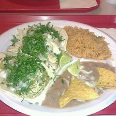 Photo taken at Pineda Tacos by Gayle B. on 8/3/2012