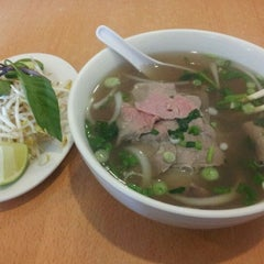 Photo taken at Noodle City by Chris O. on 3/23/2012