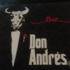 Photo taken at Bar Don Andres by Alex on 8/18/2012