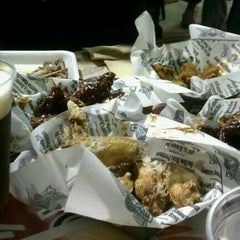 Photo taken at Wingstop by Izzy C. on 9/7/2012