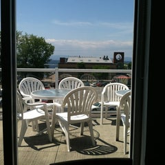Photo taken at Burlington Bay Market & Cafe by John J. on 6/17/2012