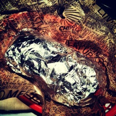 Photo taken at Chipotle Mexican Grill by Ben C. on 3/6/2012