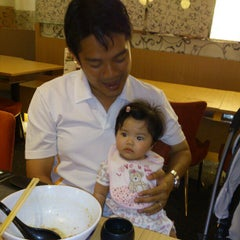 Photo taken at MOF の My Izakaya, Japanese Casual Resturant & Cafe by Adven L. on 8/5/2012