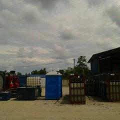 Photo taken at Pbjv Group sdn bhd by Ayie A. on 4/12/2012