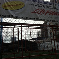 Photo taken at Centro Esportivo Uni Rio by Samuel O. on 3/11/2012