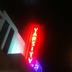 Photo taken at The Varsity Theatre by Lawrence O. on 3/8/2012