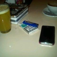 Photo taken at Einstein Cafe by KArina💙 D. on 2/25/2012