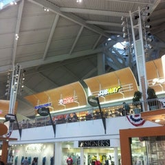 Photo taken at Town East Mall by Darrell H. on 7/19/2012