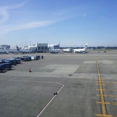 Photo taken at Concourse N Terminal by Maciel B. on 5/6/2012