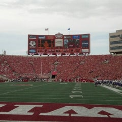 Photo taken at Camp Randall Stadium by George S. on 9/1/2012